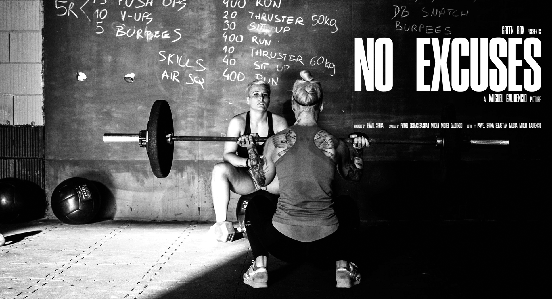 No Excuses (2015)