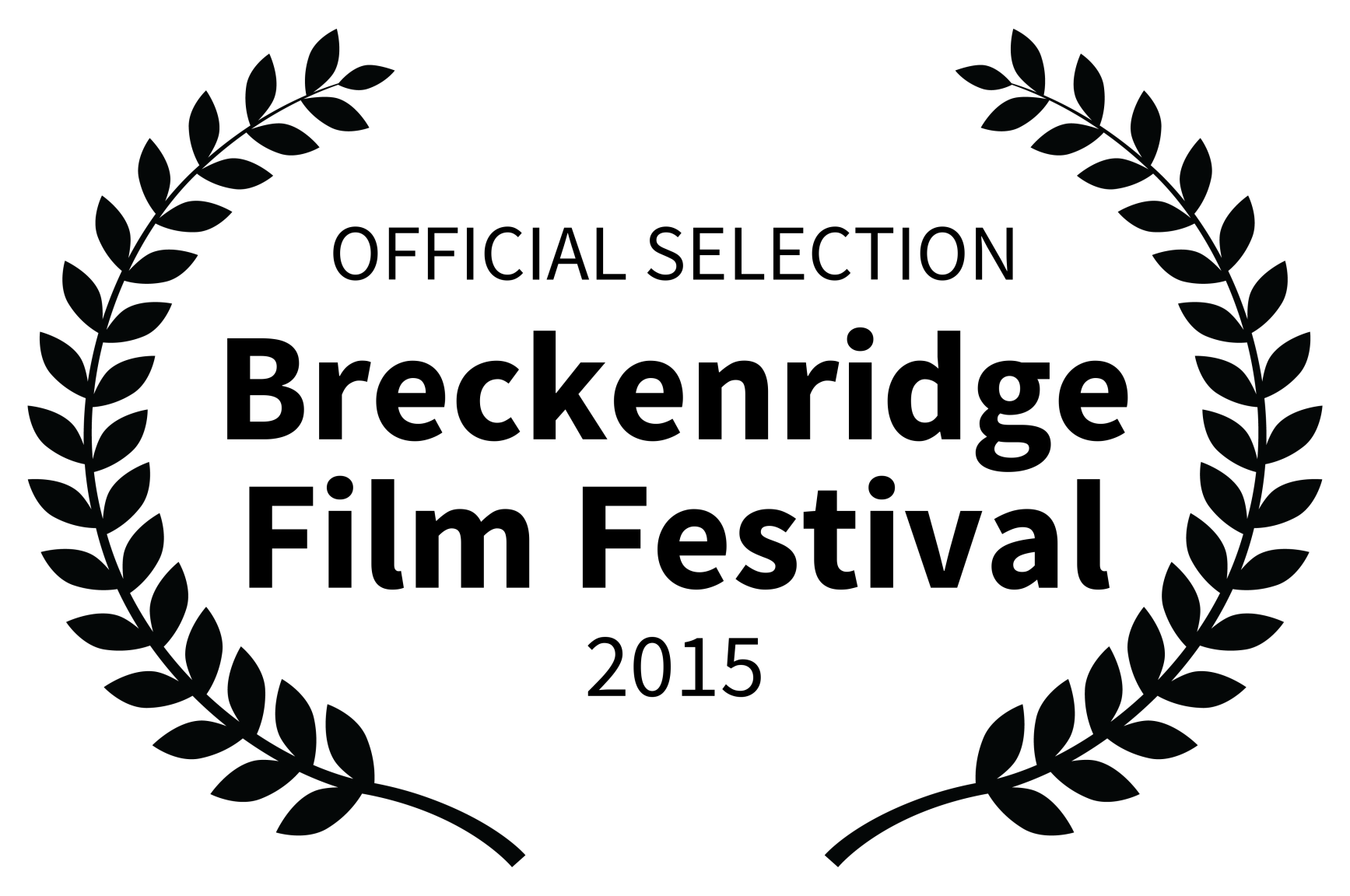 OFFICIAL SELECTION – Breckenridge Film Festival – 2015