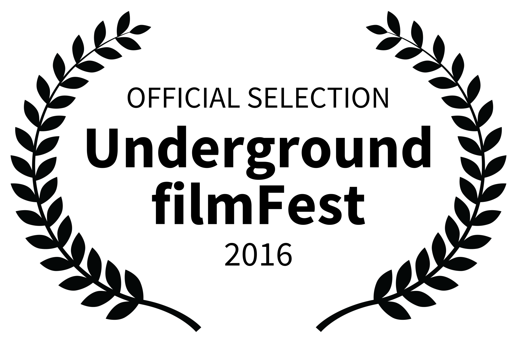 OFFICIAL SELECTION – Underground filmFest – 2016