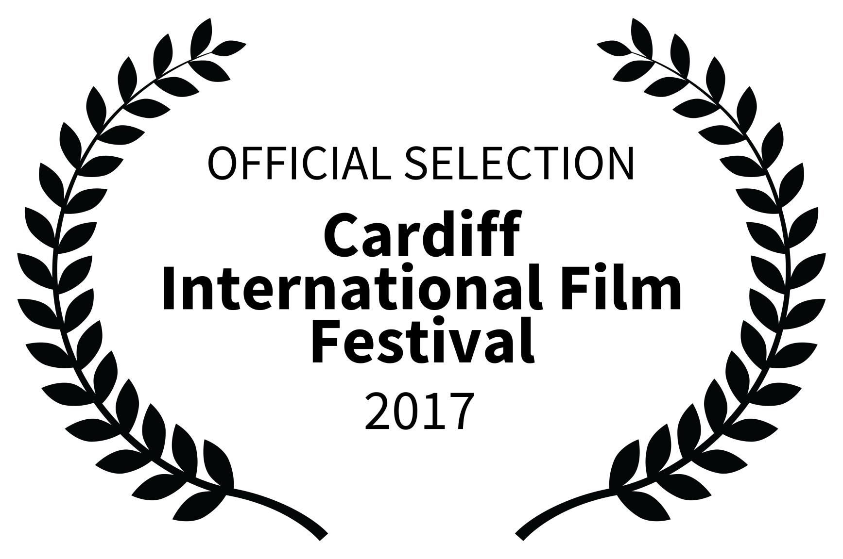 OFFICIAL SELECTION – Cardiff International Film Festival – 2017