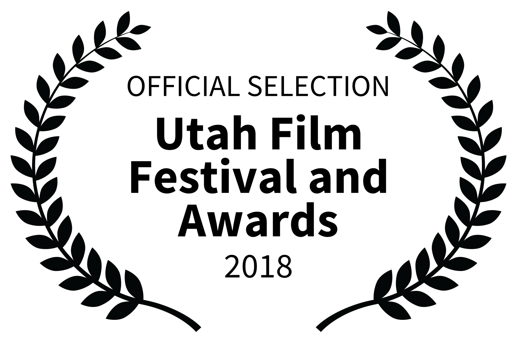 OFFICIAL SELECTION – Utah Film Festival and Awards – 2018