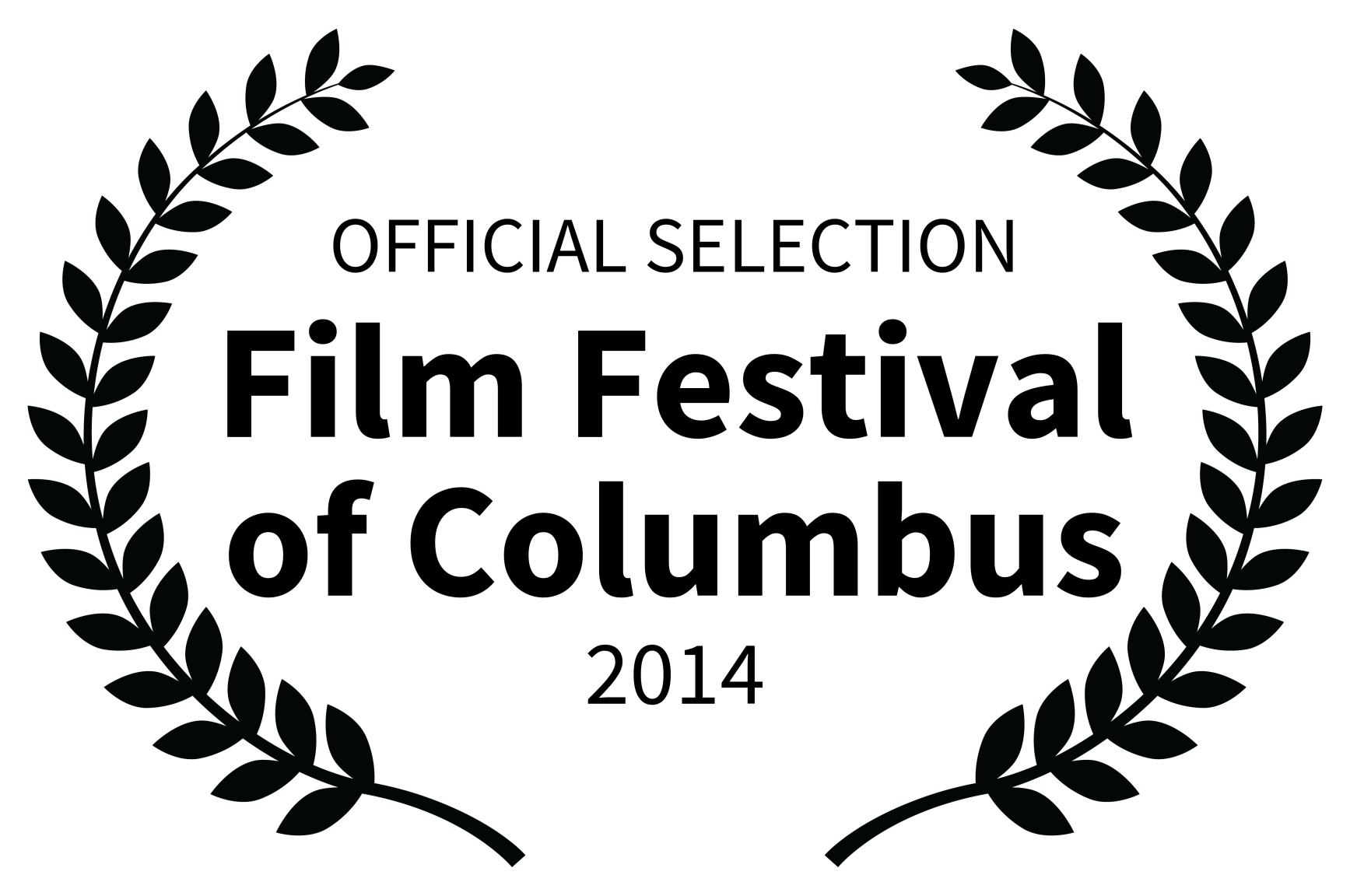 OFFICIAL SELECTION – Film Festival of Columbus – 2014