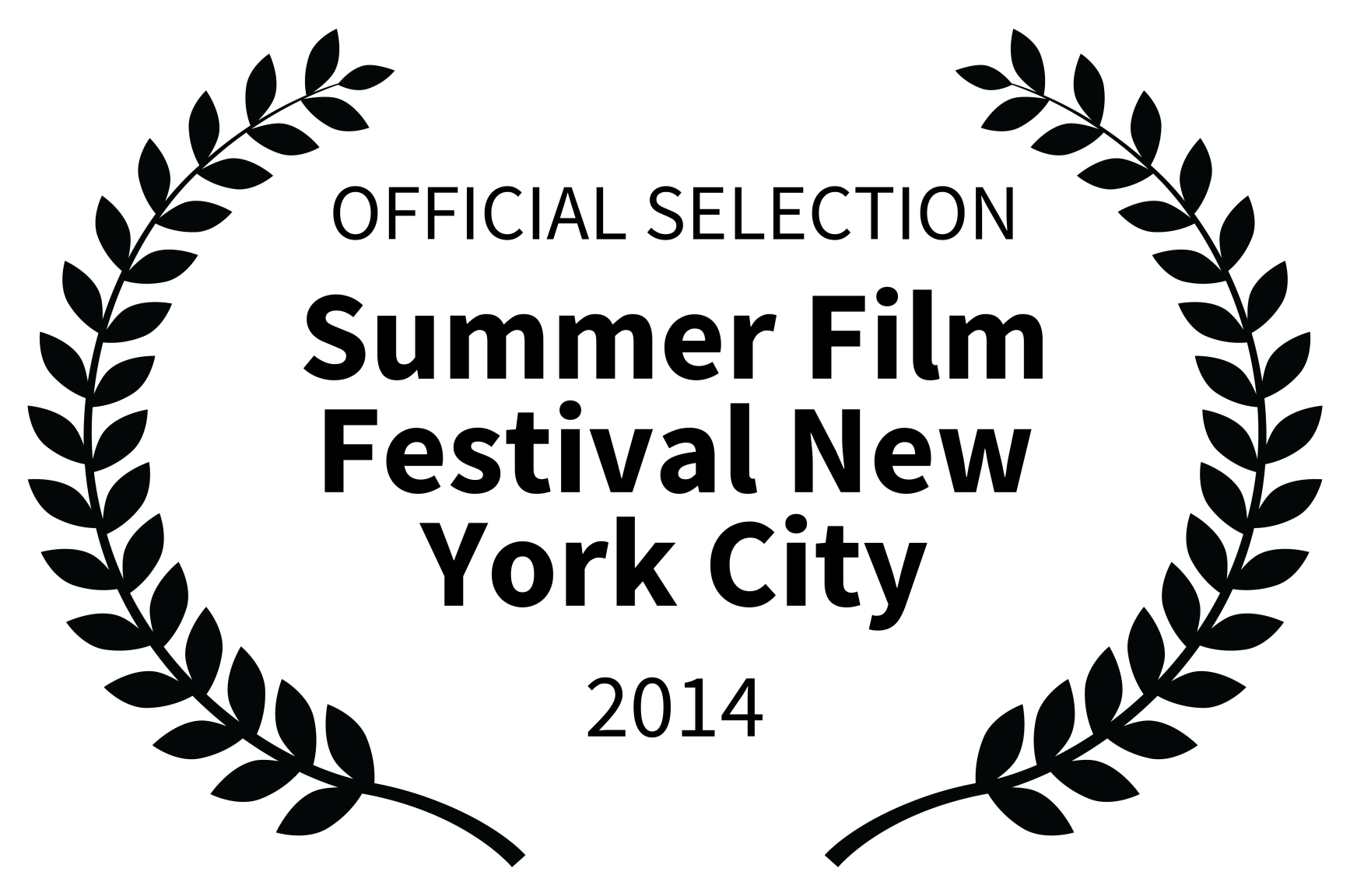 OFFICIAL SELECTION – Summer Film Festival New York City – 2014