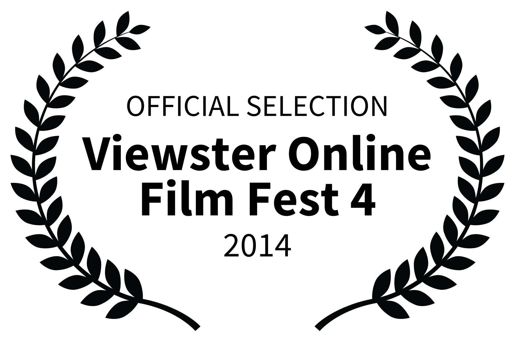 OFFICIAL SELECTION – Viewster Online Film Fest 4 – 2014