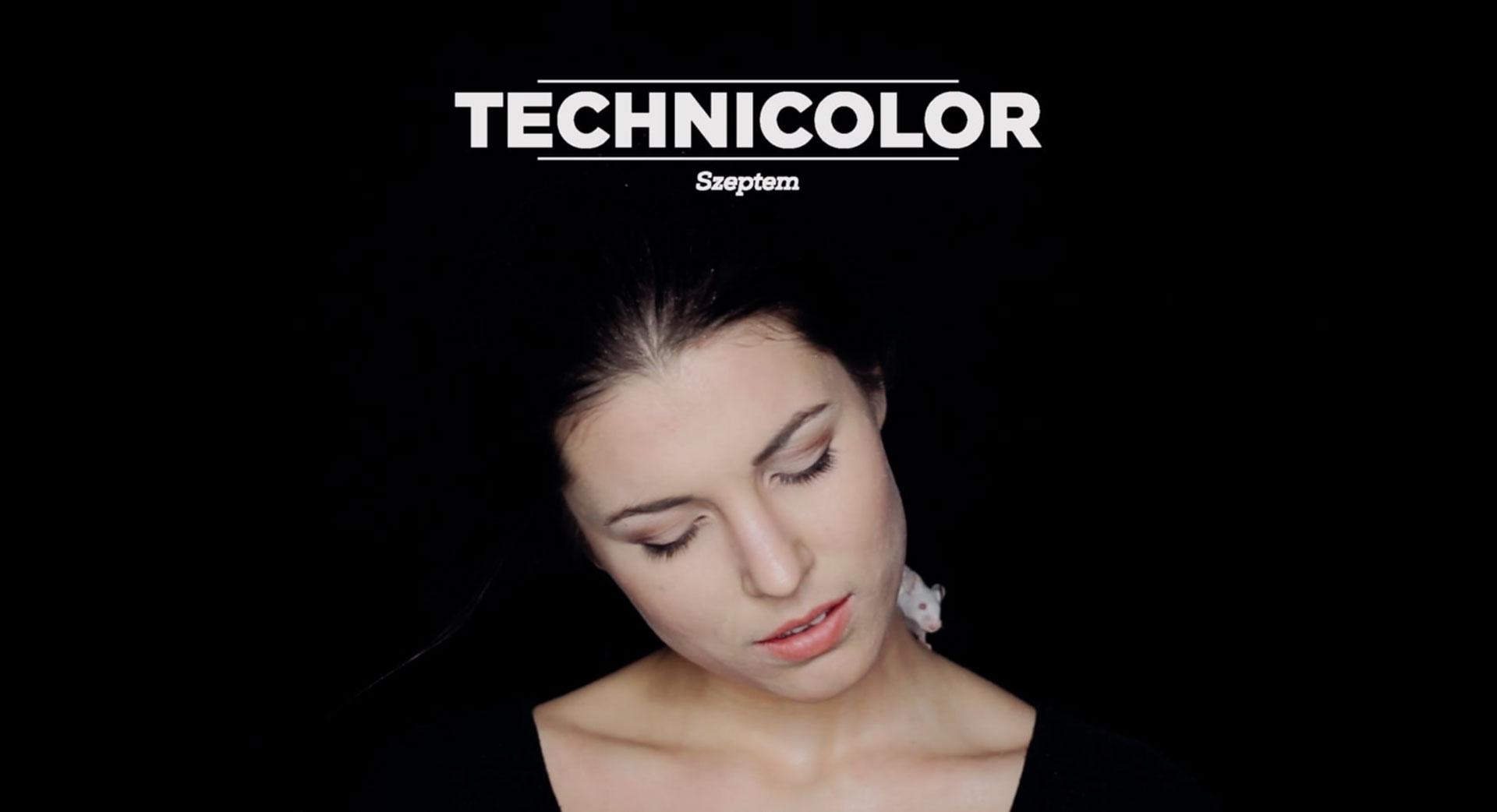 """Technicolor """"Szeptem"""""""
